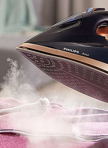 Philips Azur GC4909/60 3000 W Buharlı Ütü Renksiz